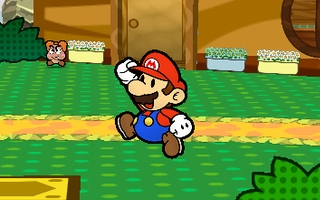 Un fan réalise un remake HD de Paper Mario