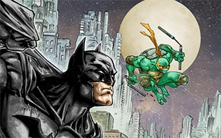 Un film d'animation Batman/Les Tortues Ninja envisagé chez Warner