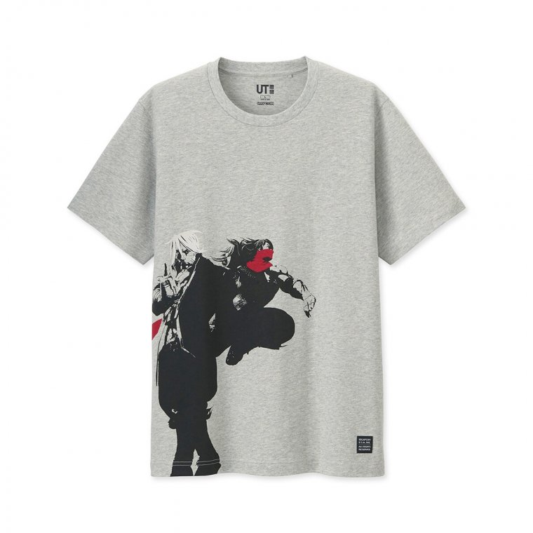 T-shirts Street Fighter Uniqlo 04