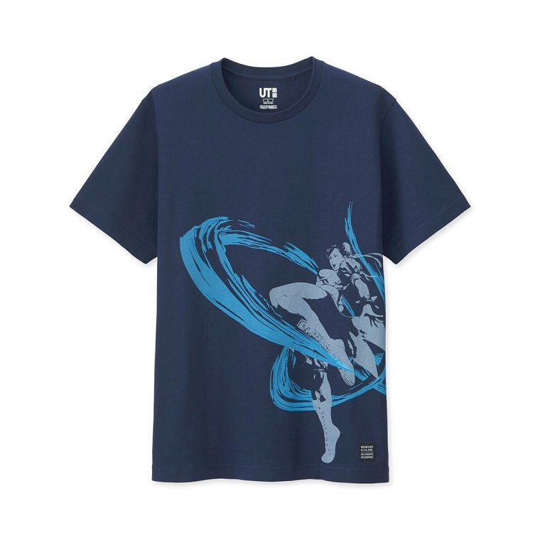 T-shirts Street Fighter Uniqlo 11