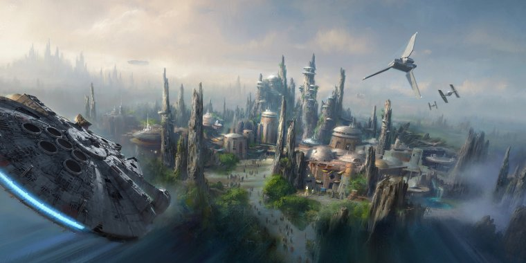 Star Wars : Galaxy's Edge 02