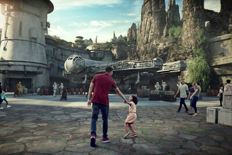 Star Wars : Galaxy's Edge 03