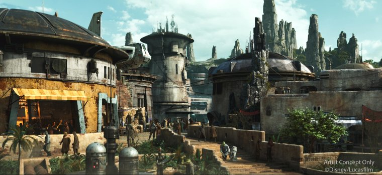 Star Wars : Galaxy's Edge 04