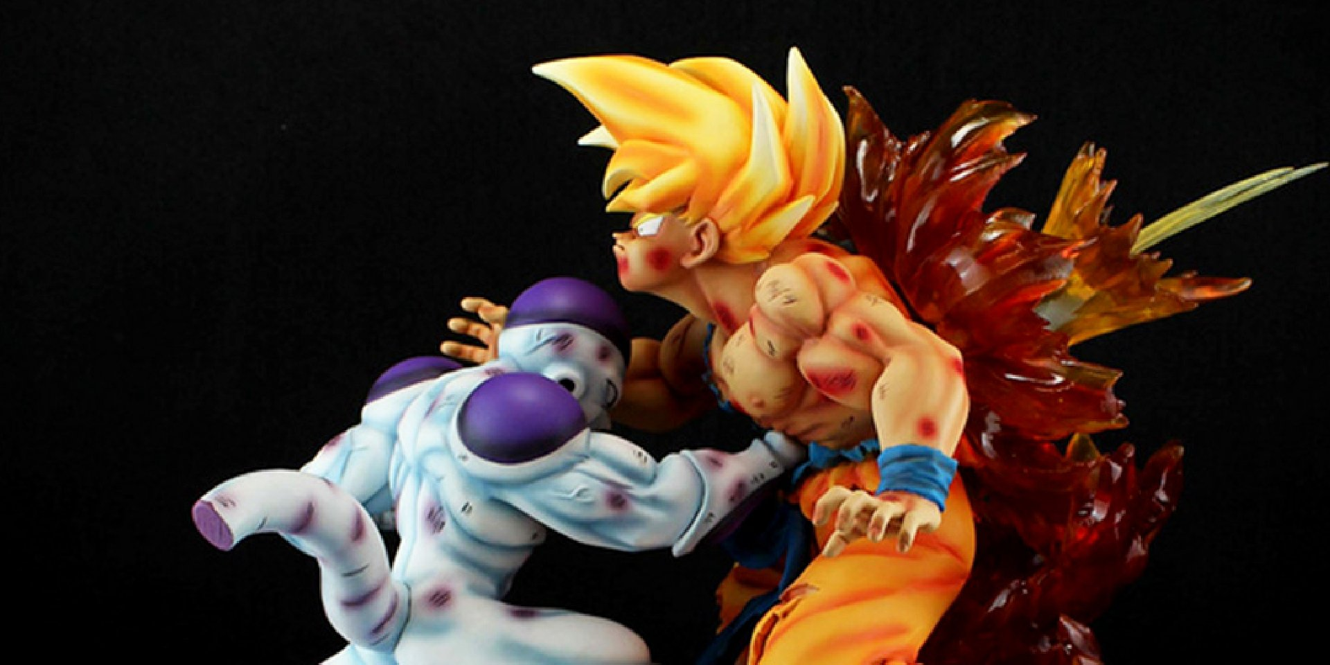 figurine dragon ball z taille humaine