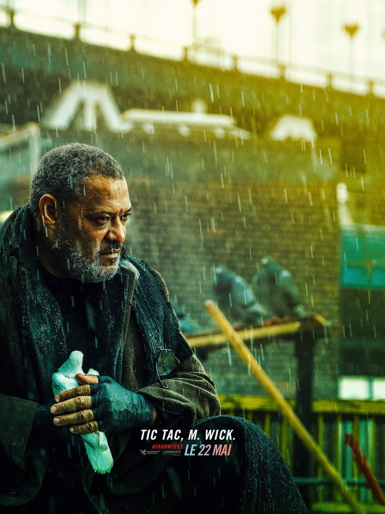 John Wick 3 - Affiche personnage 04
