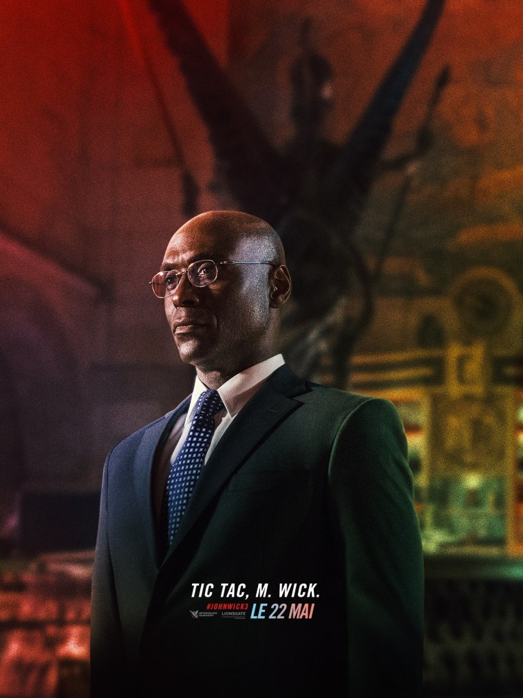 John Wick 3 - Affiche personnage 09