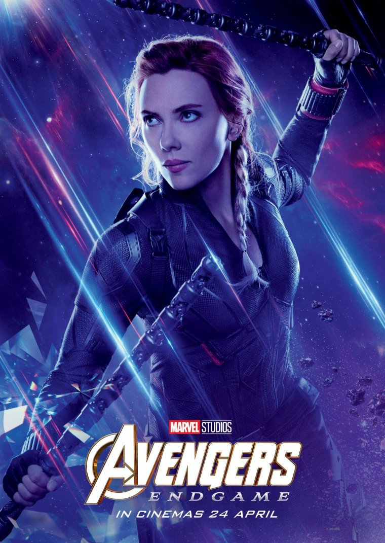 Avengers : Endgame - Black Widow