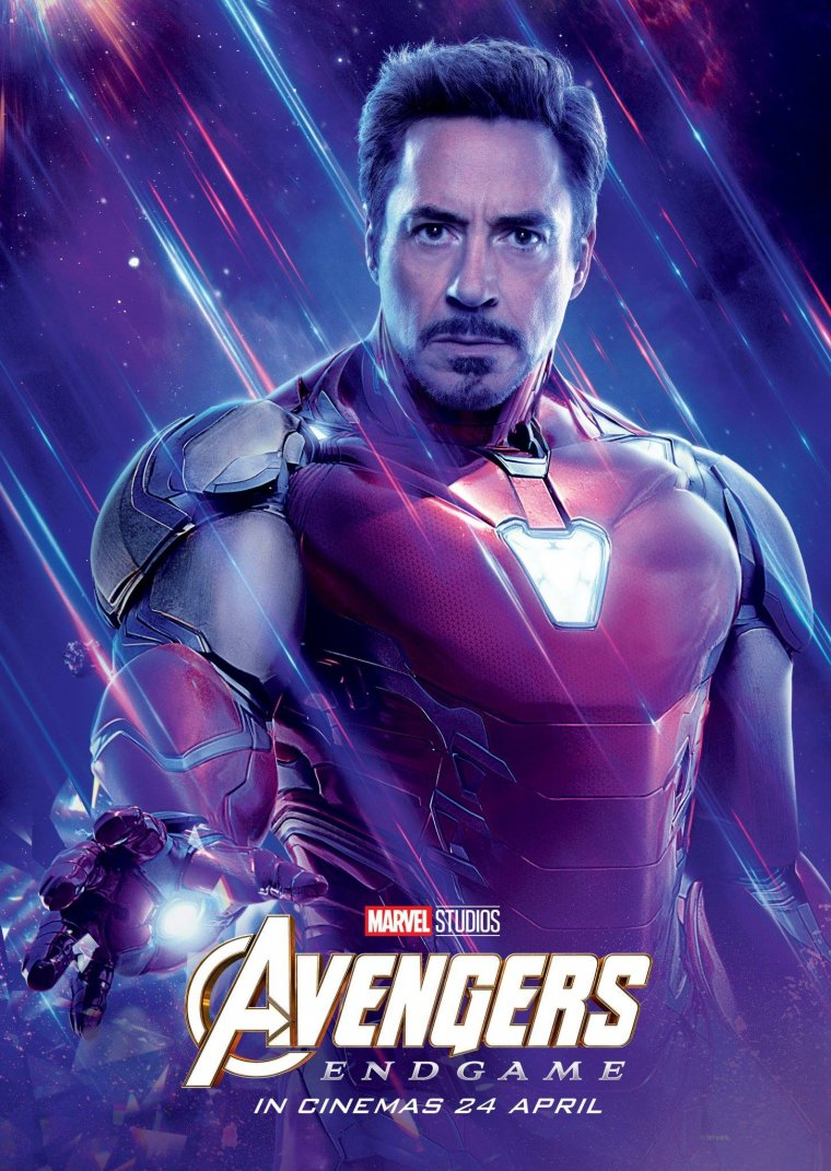 Avengers : Endgame - Iron Man