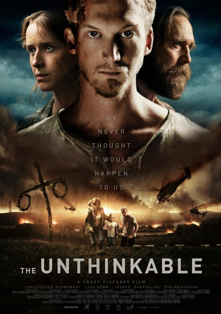 The Unthinkable - Affiche