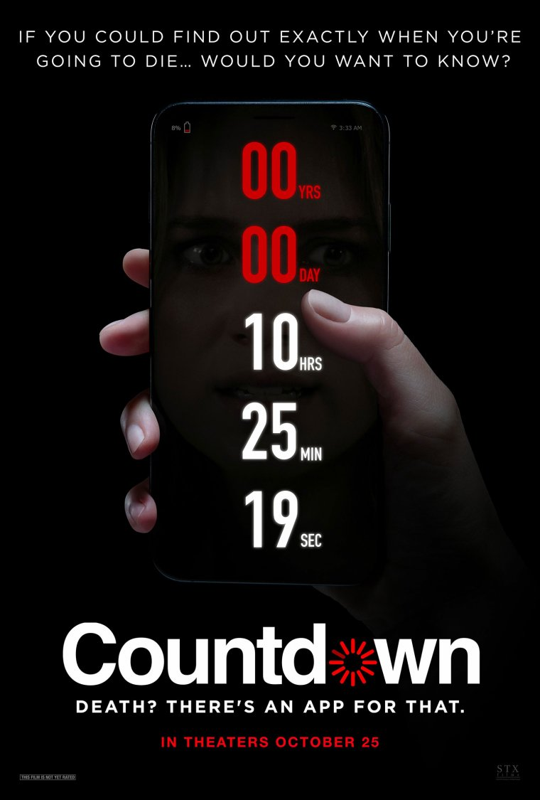 The Countdown - Affiche