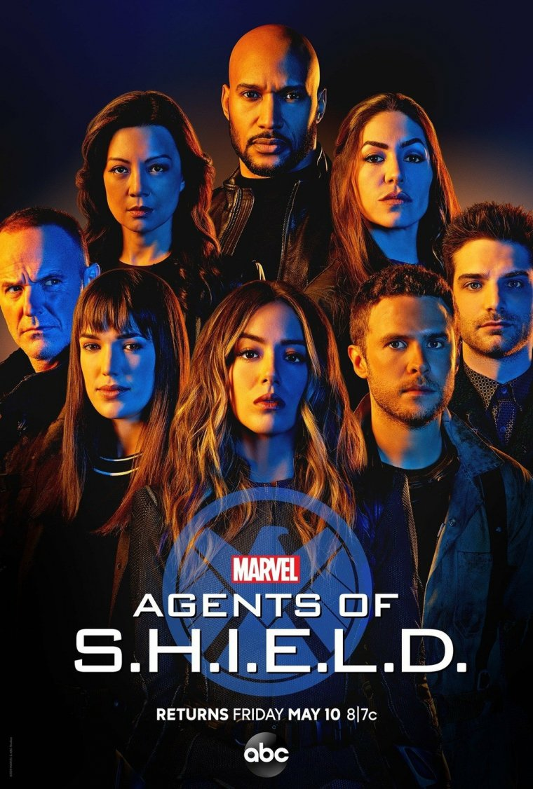 Agents of SHIELD - Affiche saison 6
