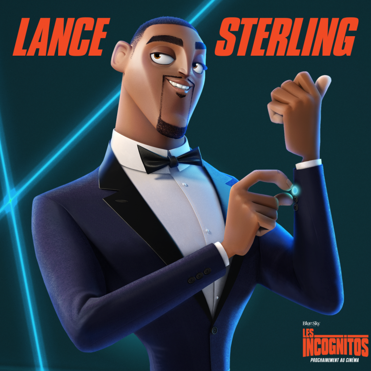 Les Incognitos - Lance Sterling