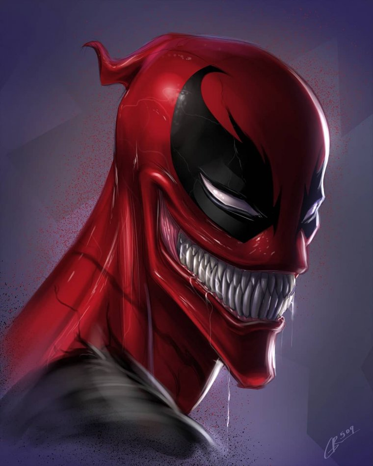 Venom Deadpool