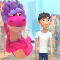 Wish Dragon : une première bande annonce pour le futur film d'animation Sony made in China